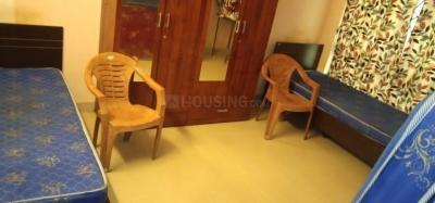 Bedroom Image of Safestay PG For Men in Cox Town