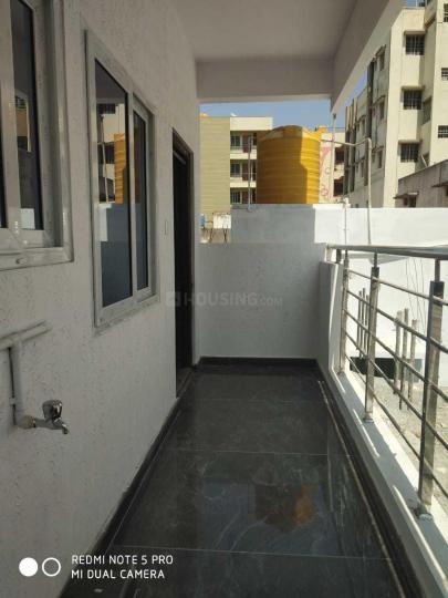 Living Room Image of 600 Sq.ft 1 BHK Apartment for rent in Mahadevapura for 15000