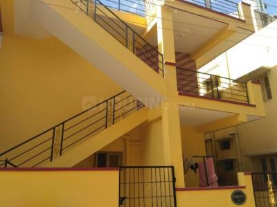 Gallery Cover Image of 750 Sq.ft 2 BHK Independent Floor for rent in Hebbal for 9500