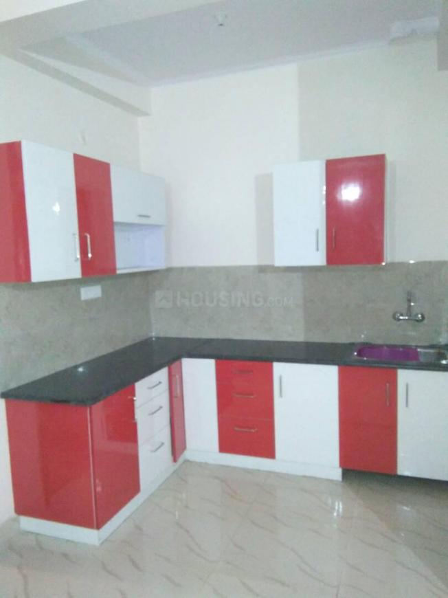Kitchen Image of 900 Sq.ft 2 BHK Independent Floor for buy in Noida Extension for 2050000