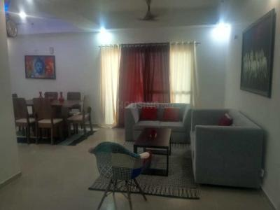 Gallery Cover Image of 1230 Sq.ft 2 BHK Apartment for buy in Supertech North Eye, Sector 74 for 9700000
