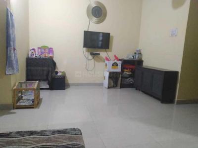 बेननिगाना हल्ली में राज पीजी में लिविंग रूम की तस्वीर
