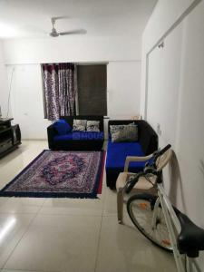 Gallery Cover Image of 1250 Sq.ft 2 BHK Apartment for rent in Kharadi for 28000