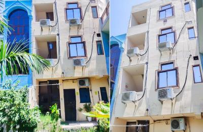 Gallery Cover Image of 950 Sq.ft 2 BHK Independent House for rent in Sector 2 Dwarka for 15200