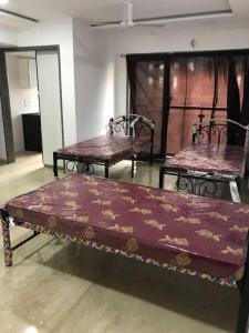 Bedroom Image of Meridian Stays in Andheri West
