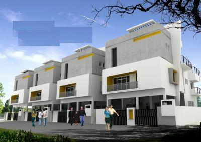 Gallery Cover Image of 1550 Sq.ft 3 BHK Independent Floor for buy in Pallikaranai for 7700000