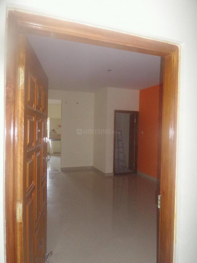 Main Entrance Image of 1080 Sq.ft 2 BHK Apartment for buy in Hebbal Kempapura for 4600000