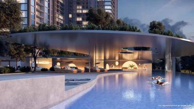 Gallery Cover Image of 3000 Sq.ft 4 BHK Apartment for buy in Sagitarius Bluegrass Residences Tower I, Yerawada for 40000000