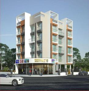 Gallery Cover Image of 650 Sq.ft 1 BHK Apartment for rent in Divine Varsha, Ulwe for 8000
