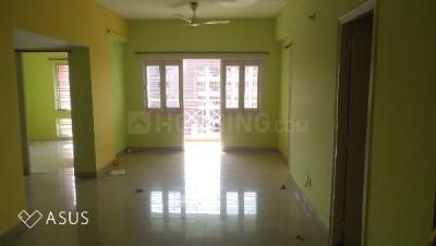 Gallery Cover Image of 1250 Sq.ft 3 BHK Apartment for rent in NBCC Vibgyor Towers, New Town for 25000