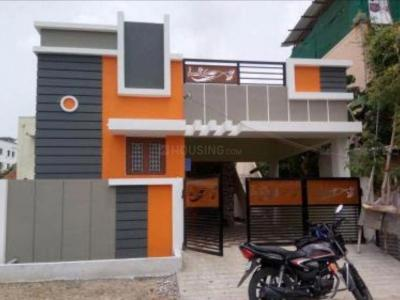 Gallery Cover Image of 550 Sq.ft 1 BHK Villa for buy in Tharapakkam for 2841612