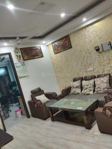 Gallery Cover Image of 700 Sq.ft 2 BHK Independent Floor for rent in Pul Prahlad Pur for 10000