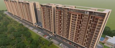 Gallery Cover Image of 977 Sq.ft 2 BHK Apartment for buy in Kohinoor Sapphire, Tathawade for 4700000