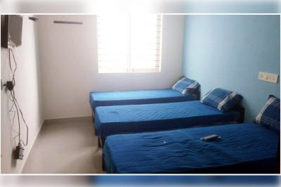 Bedroom Image of Siva Ram PG in Brookefield