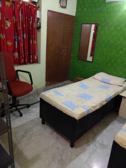पश्चिम पुटियारी में सुधेश हांस पीजी में बेडरूम की तस्वीर