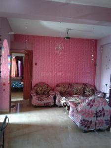 Gallery Cover Image of 980 Sq.ft 2 BHK Apartment for rent in Kaikhali for 14500