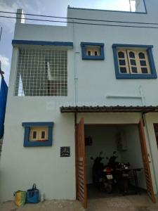 Gallery Cover Image of 1000 Sq.ft 1 BHK Independent House for rent in Kannamangala for 10000