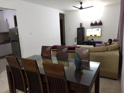Gallery Cover Image of 1660 Sq.ft 3 BHK Apartment for rent in Marvel Fria, Wagholi for 25500