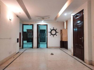 Gallery Cover Image of 1600 Sq.ft 3 BHK Independent House for rent in Chhattarpur for 24000