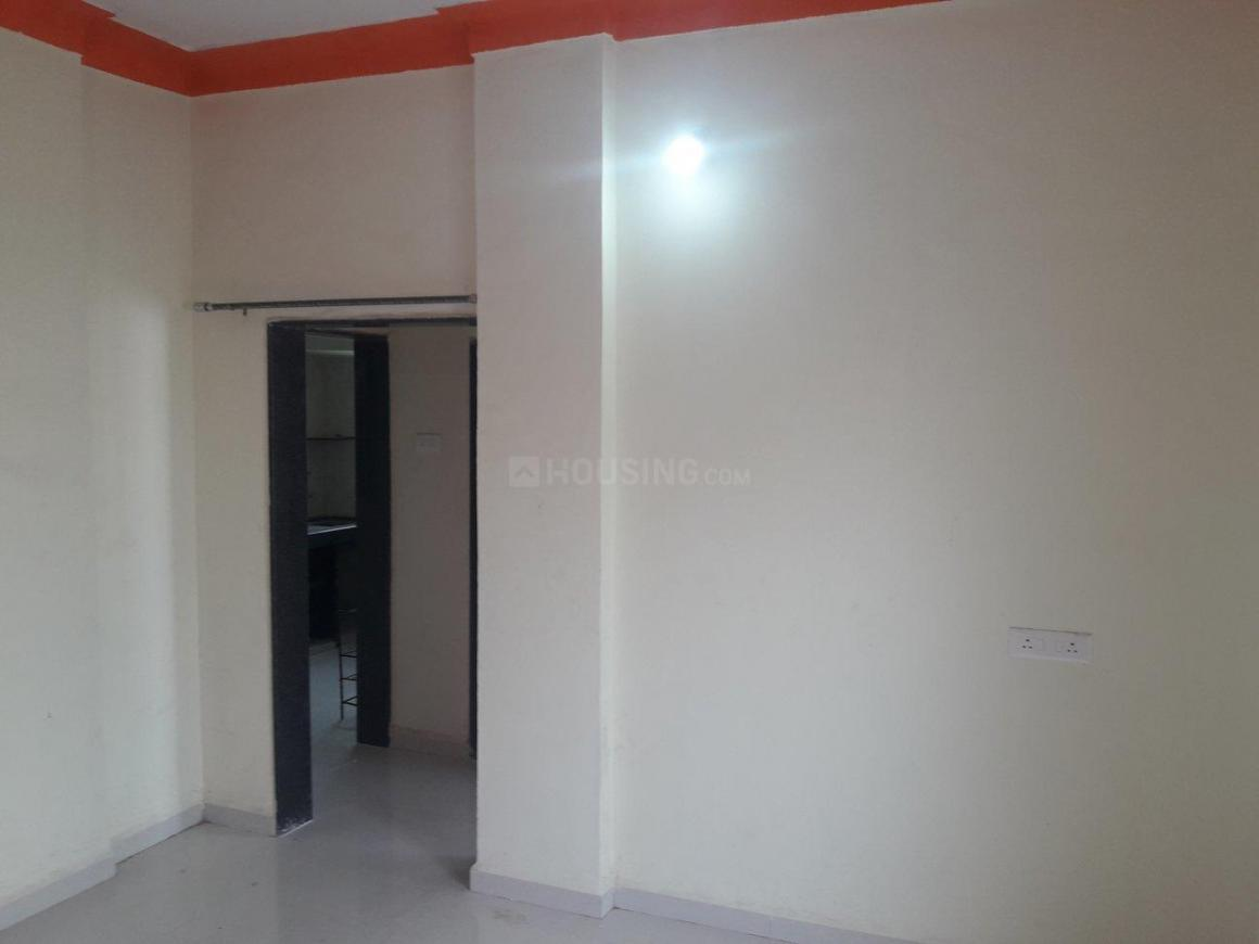 Living Room Image of 600 Sq.ft 1 BHK Apartment for rent in Lohegaon for 7000