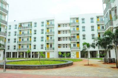 Gallery Cover Image of 533 Sq.ft 1 BHK Apartment for buy in Mahindra Happinest, Avadi for 1993000