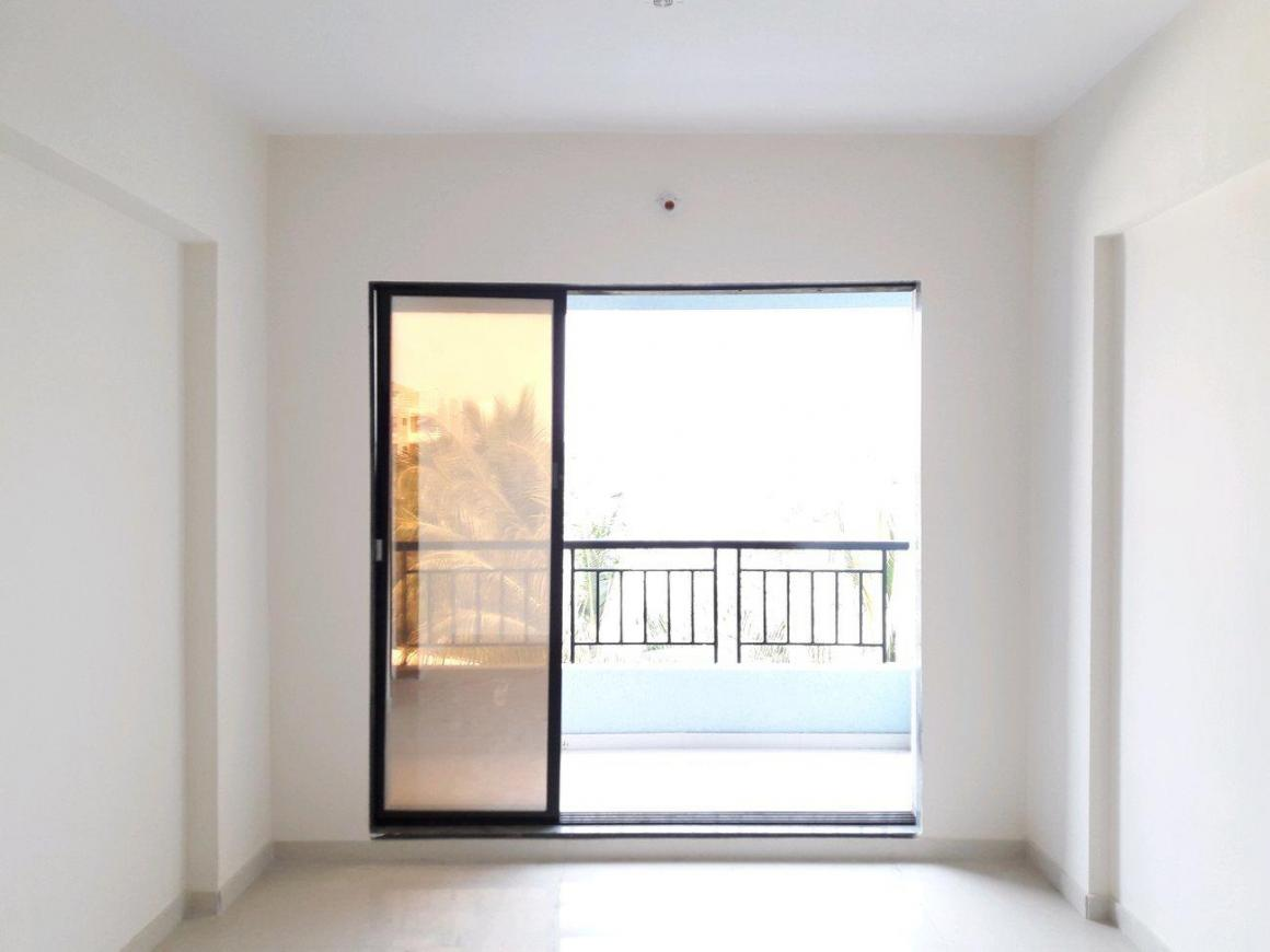 Living Room Image of 700 Sq.ft 1 BHK Apartment for buy in Chinchodyacha Pada for 4800000