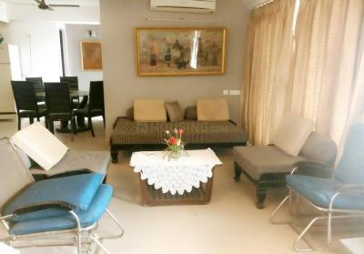 Gallery Cover Image of 2754 Sq.ft 4 BHK Apartment for rent in Unity Domain Heights, Shyamal for 50000