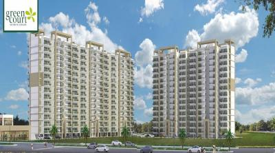 Gallery Cover Image of 526 Sq.ft 2 BHK Apartment for buy in Green Court, Sector 90 for 2500000