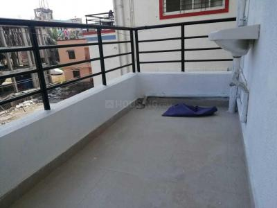 Gallery Cover Image of 700 Sq.ft 1 BHK Apartment for rent in Dhanori for 16000