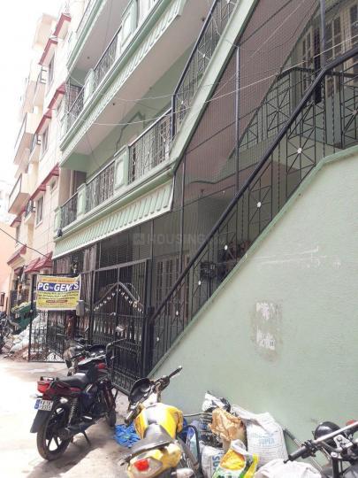 Building Image of Shiva Srivnivas PG For Gents in Murugeshpalya