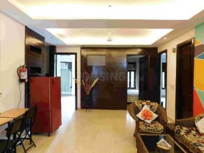 Living Room Image of PG For Girls in Vijay Nagar