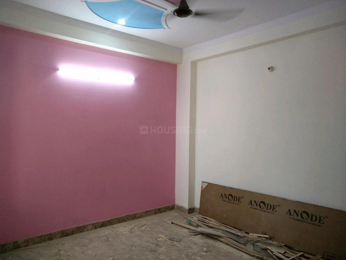 Living Room Image of 500 Sq.ft 1 BHK Apartment for buy in Chhattarpur for 1720000