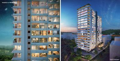 Gallery Cover Image of 252 Sq.ft 1 RK Apartment for buy in Pashan for 2395000