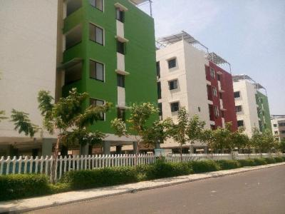 Gallery Cover Image of 600 Sq.ft 2 BHK Apartment for rent in Perungalathur for 8500