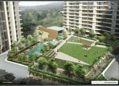 Gallery Cover Image of 1101 Sq.ft 3 BHK Apartment for rent in Kalpataru Hills, Thane West for 29000