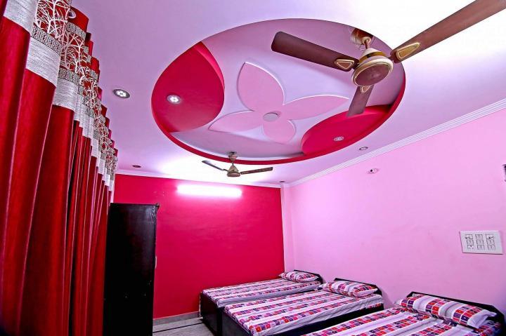 Bedroom Image of Khwahish PG in Uttam Nagar