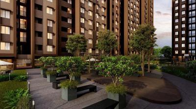 Building Image of 670 Sq.ft 2 BHK Apartment for buy in Arvind Aavishkaar, Bapunagar for 2500000