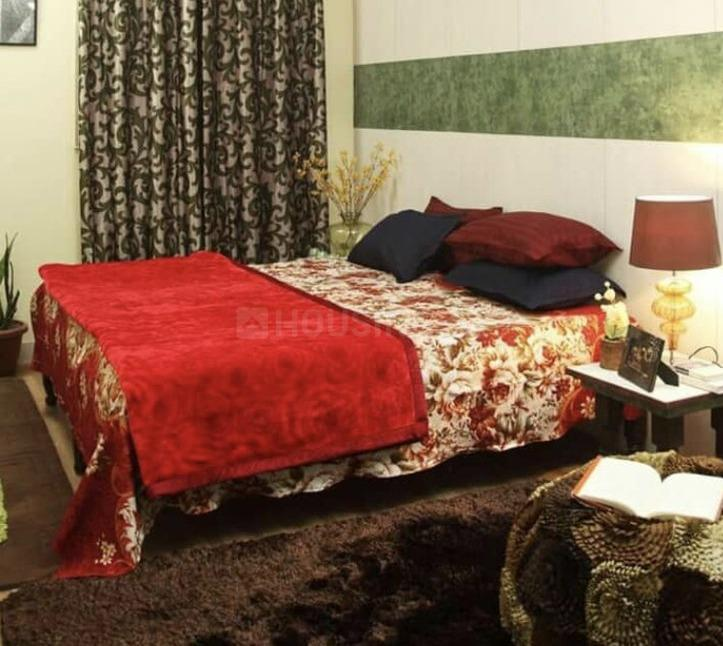 Bedroom Image of 875 Sq.ft 2 BHK Apartment for rent in Patel Nagar for 19500