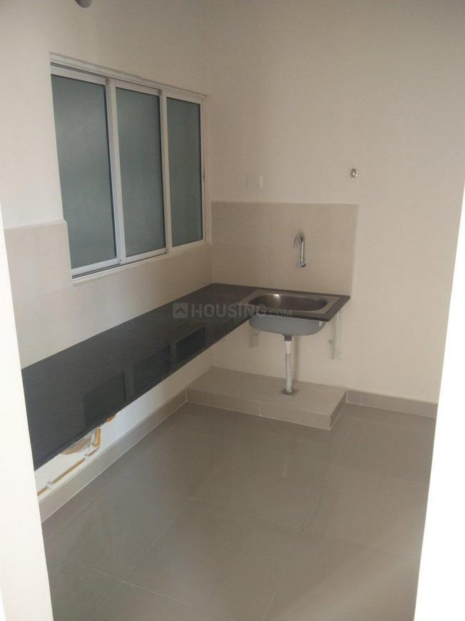 Kitchen Image of 621 Sq.ft 2 BHK Apartment for rent in Padur for 17000