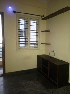 Gallery Cover Image of 500 Sq.ft 1 BHK Independent Floor for rent in HSR Layout for 14000