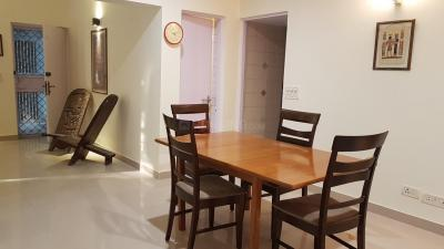Gallery Cover Image of 1500 Sq.ft 3 BHK Apartment for rent in Vasant Kunj for 60000