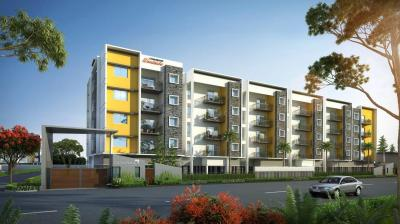 Gallery Cover Image of 1035 Sq.ft 2 BHK Apartment for buy in Casagrand Woodside, Kolapakkam for 5640750