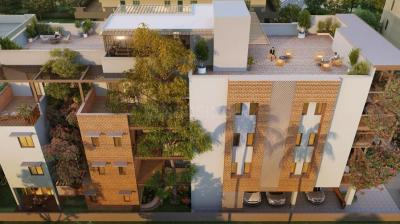 Gallery Cover Image of 2306 Sq.ft 3 BHK Apartment for buy in Vaishnavi Rhapsody, Cooke Town for 34600000
