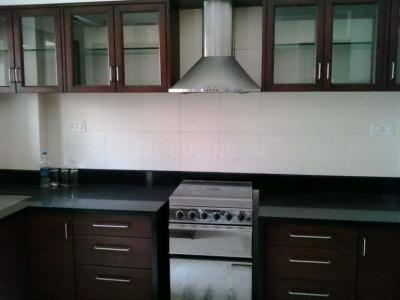 Gallery Cover Image of 1900 Sq.ft 3 BHK Apartment for rent in Hari Nagar for 45000
