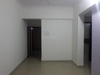 Gallery Cover Image of 580 Sq.ft 1 BHK Apartment for rent in Shivam heritage, Airoli for 15000