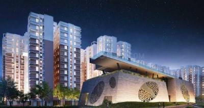 Gallery Cover Image of 940 Sq.ft 2 BHK Apartment for buy in DTC Southern Heights, Joka for 3800000