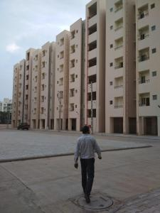 Gallery Cover Image of 600 Sq.ft 1 BHK Apartment for rent in Thaltej for 8000