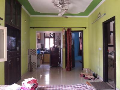 Gallery Cover Image of 800 Sq.ft 1 BHK Apartment for rent in Chhattarpur for 15000
