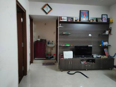 Gallery Cover Image of 900 Sq.ft 2 BHK Independent Floor for rent in Mallathahalli for 15000