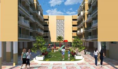 Gallery Cover Image of 615 Sq.ft 1 BHK Independent Floor for buy in Karjat for 1660500